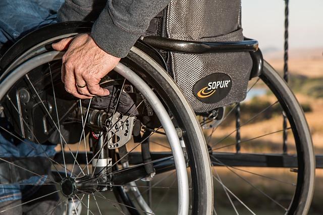 Udogodnienia dla niepełnosprawnych w mieście